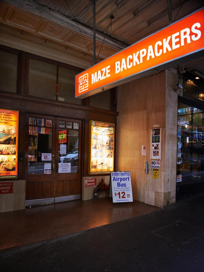 Maze Backpackers - Sydney - ACT Tourism