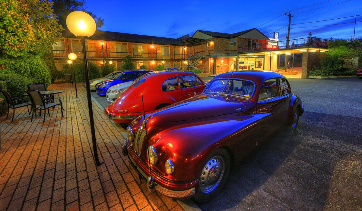 Cooma Motor Lodge Motel - ACT Tourism