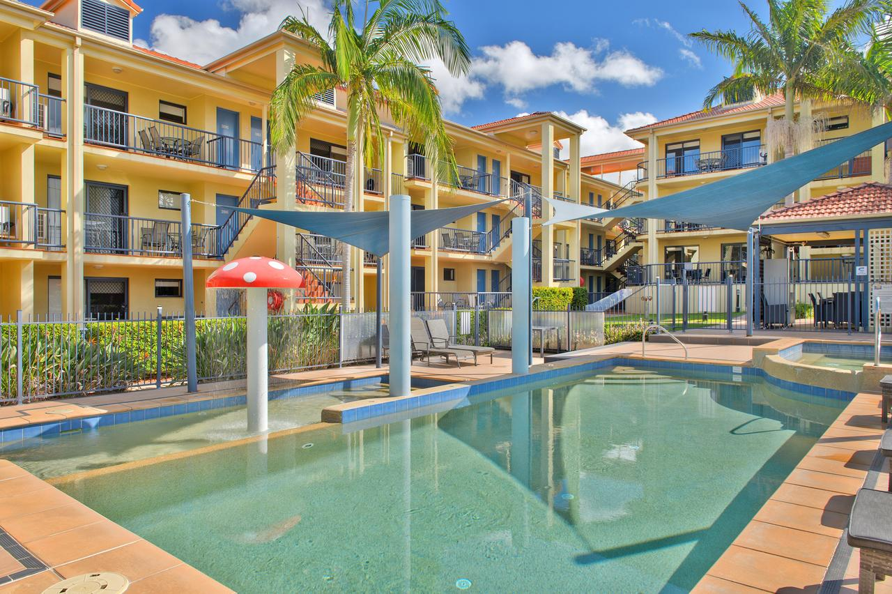 South Pacific Apartments - ACT Tourism