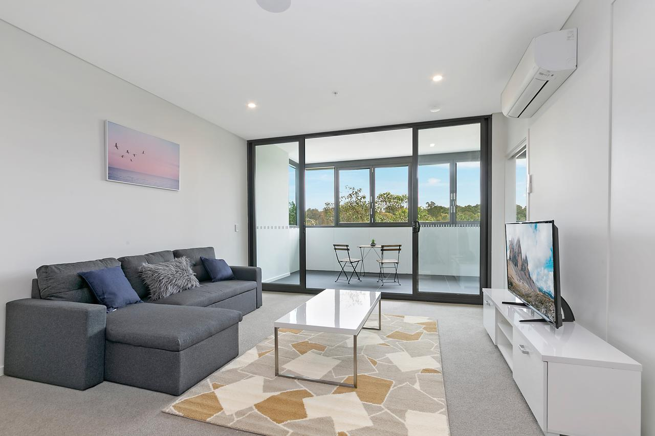 Stylish and Neat two bed apartment in Wentworth Point - ACT Tourism