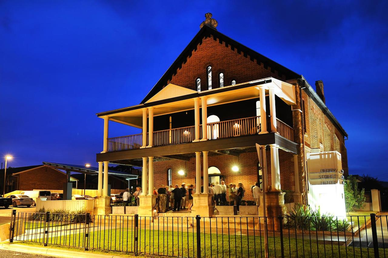 Perry Street Hotel - ACT Tourism