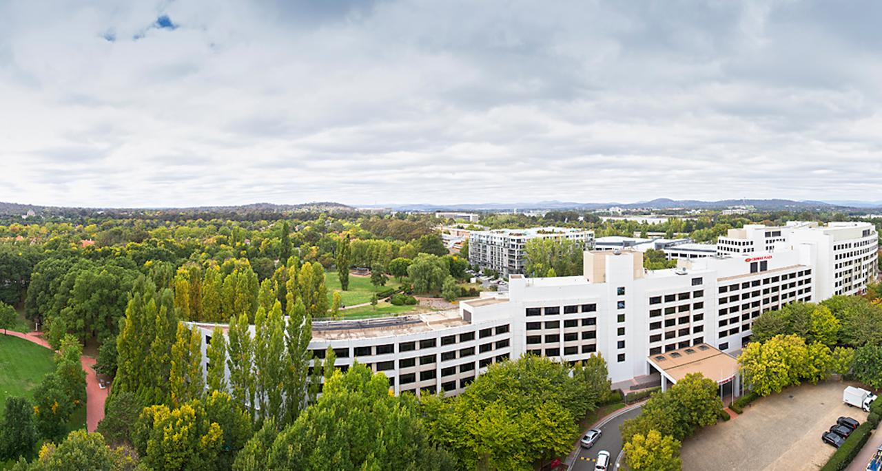 Crowne Plaza Canberra - ACT Tourism