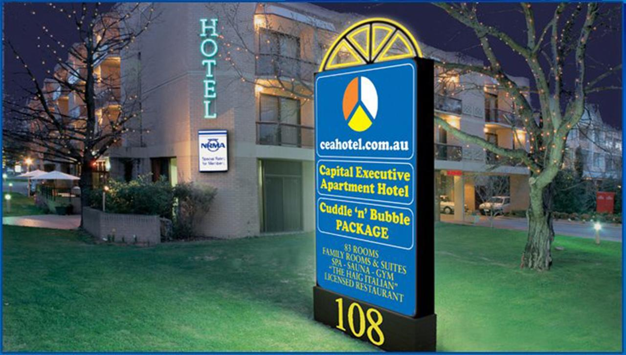 Capital Executive Apartment Hotel - ACT Tourism