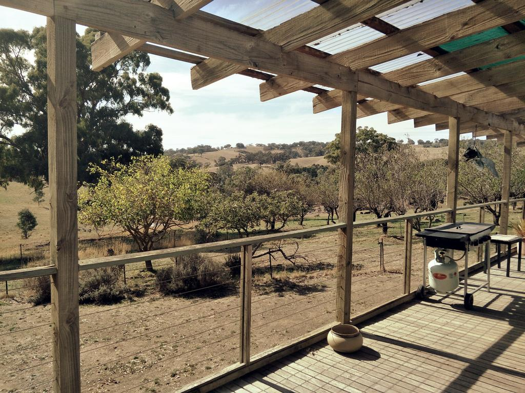 Kinross Metcalfe Farm - ACT Tourism