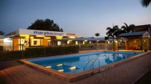 Maryborough Motel and Conference Centre - ACT Tourism