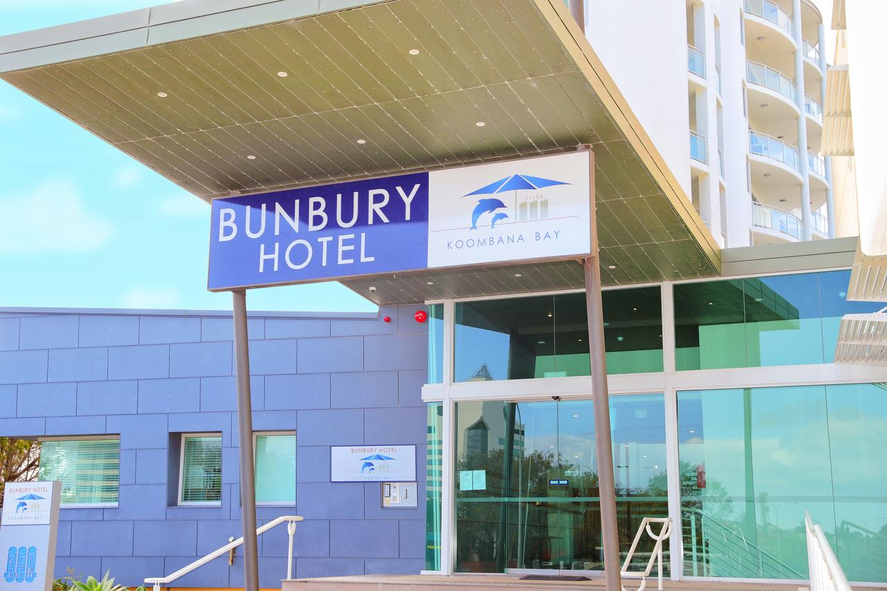Bunbury Hotel Koombana Bay - ACT Tourism
