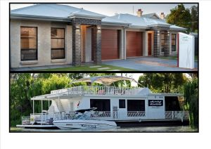Renmark River Villas and Boats  Bedzzz - ACT Tourism