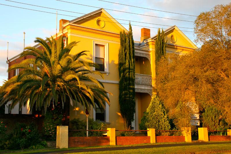 Campbell st Lodge - ACT Tourism