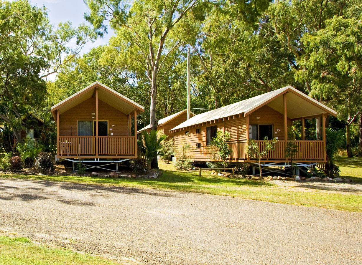 Captain Cook Holiday Village 1770 - ACT Tourism
