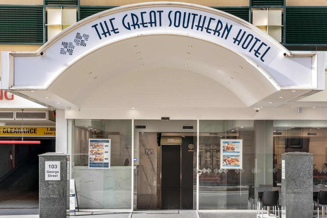 Great Southern Hotel Brisbane - ACT Tourism
