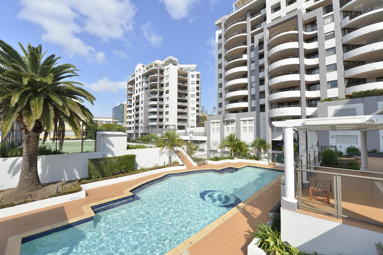 The Oasis Apartments - ACT Tourism