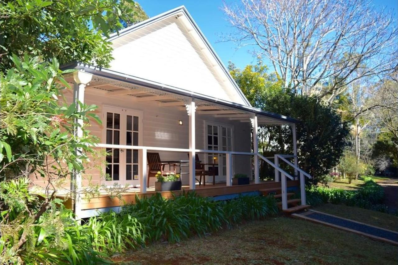 Curtis Falls Cottage - ACT Tourism