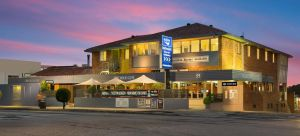 Blue Gum Hotel - ACT Tourism
